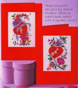 открытки 14 февраля сердечки своими руками (2)
