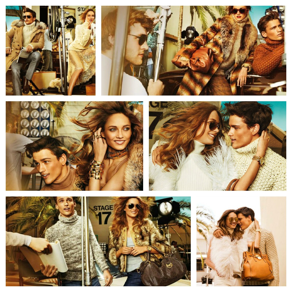 Micheal Kors Collage