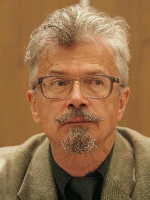 Писатель и политик Эдуард Лимонов