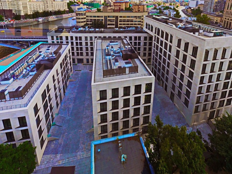 То самое жильё в элитном жилом комплексе Balchug Residence (Москва)