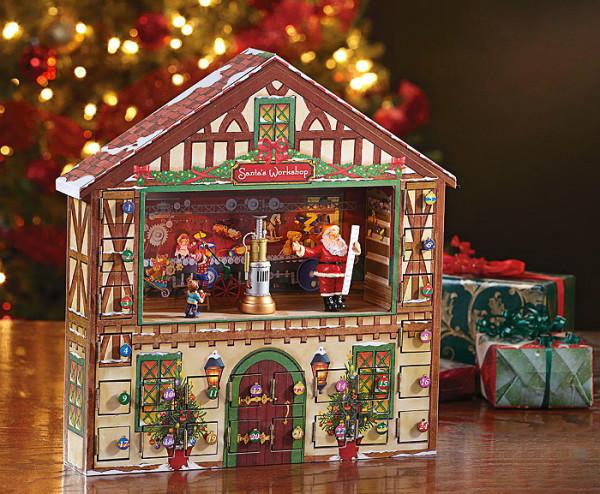 Календарь рождественских и новогодних событий. Ноябрь 2020 — февраль 2021