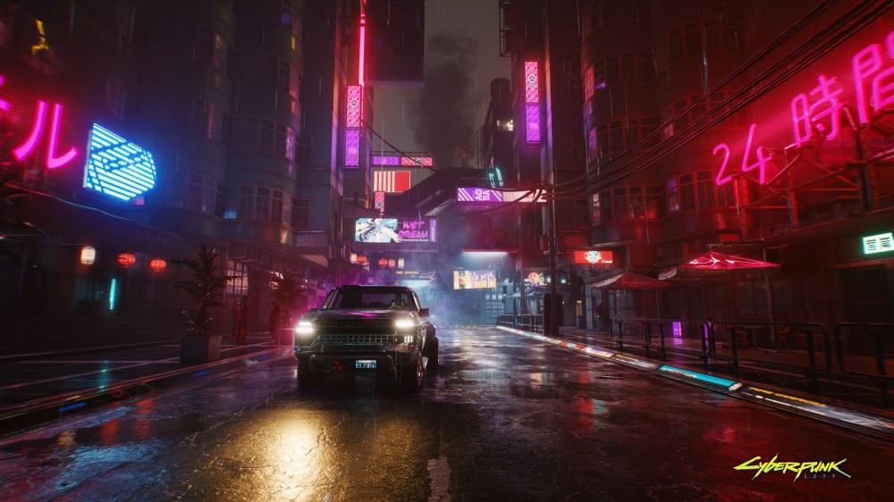 События игры развиваются в фантастическом городе Найт-сити (Night City) и его окрестностях