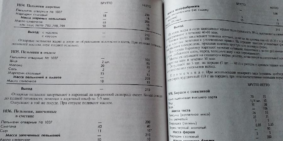 «Сборник рецептур блюд и кулинарных изделий для предприятий общественного питания», издание 2021 г