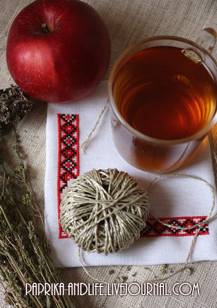 Чай для улучшения пищеварения №1