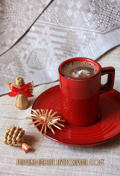 Czecolada. Горячий шоколад по-польски.