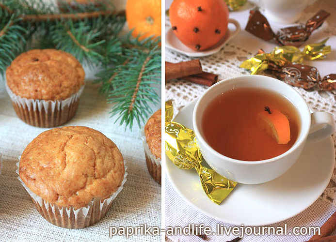 Orange Spiced Tea