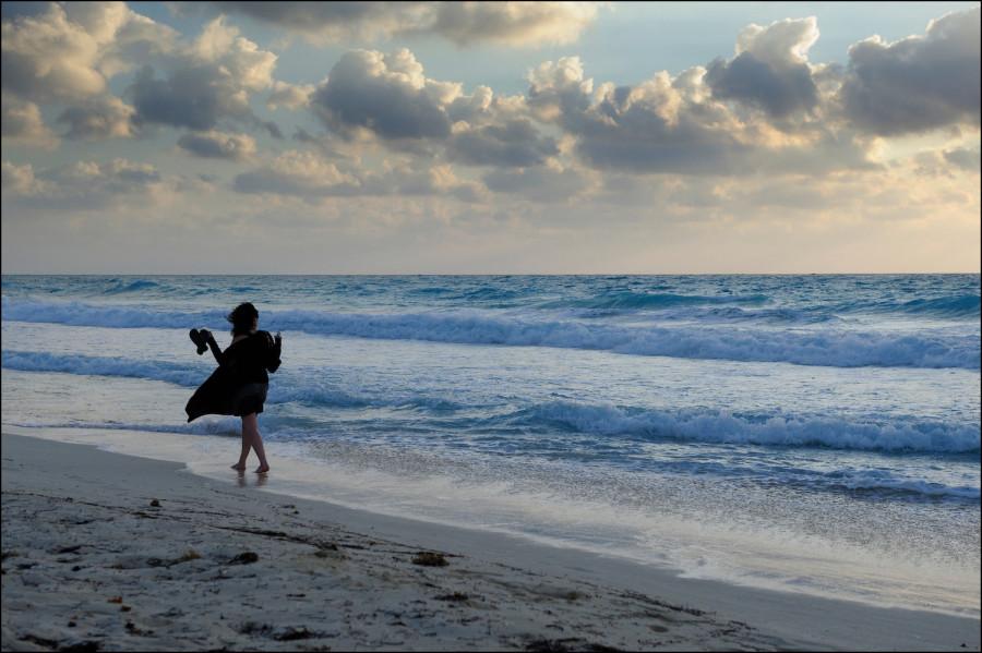 Идти по берегу картинки