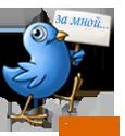 За мной - в Twitter