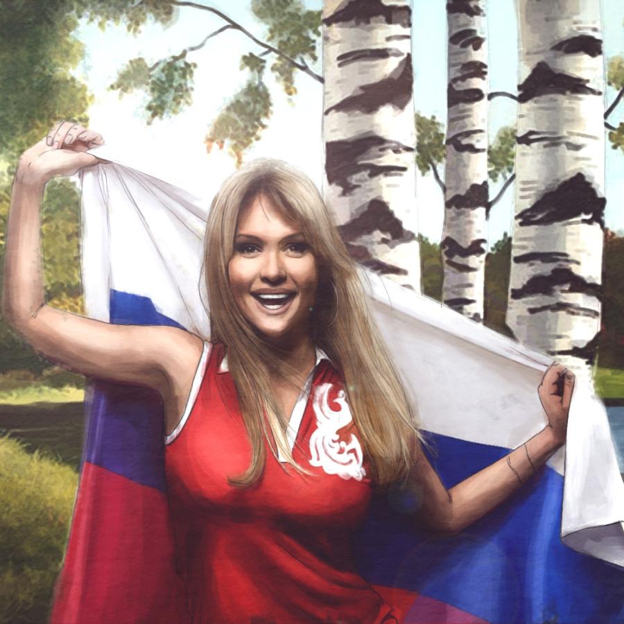 большинство россиян считают свою страну великой державой