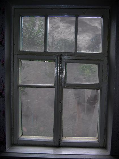 торнадо - окно