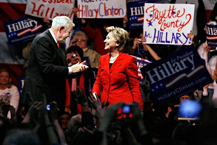 Хилари Клинтон – кто она такая?