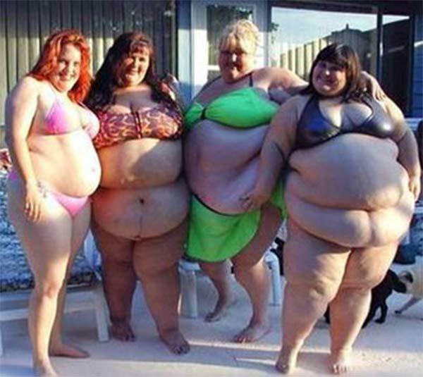 Жирныеженщины