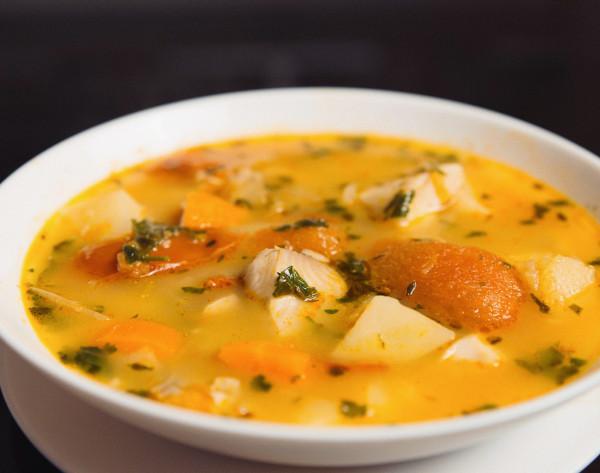Что нужно для рыбного супа