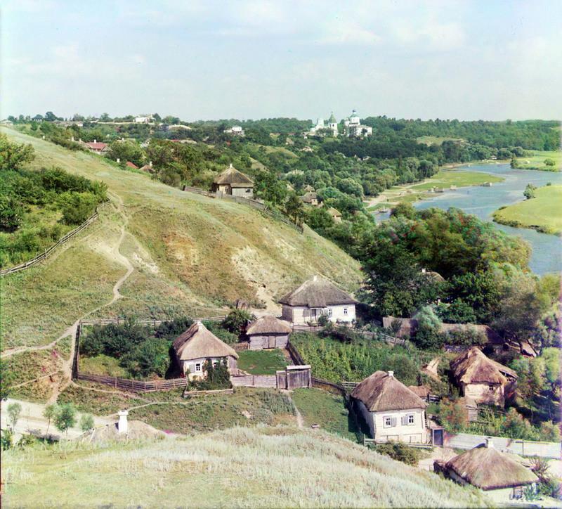 Путивль в 1905 Прокудин-Горский1