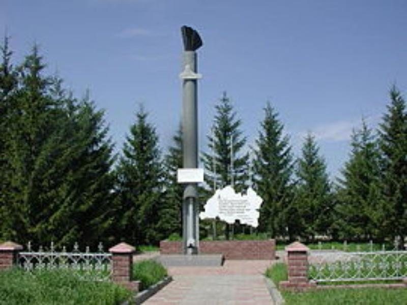 Памятник первой нефти Татарстана