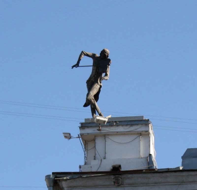 Скрипач на крыше,  Харьков