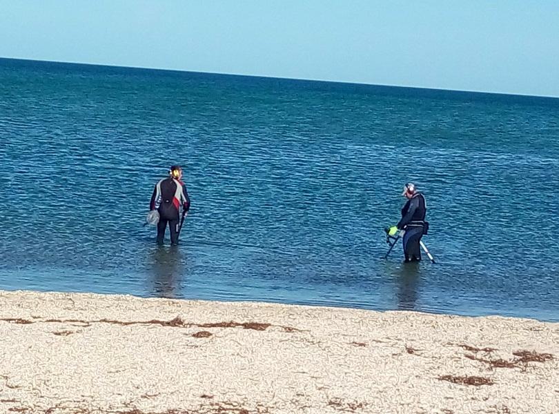Пляжный поиск