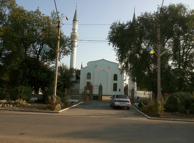 Мечеть Аджы Белял Джами