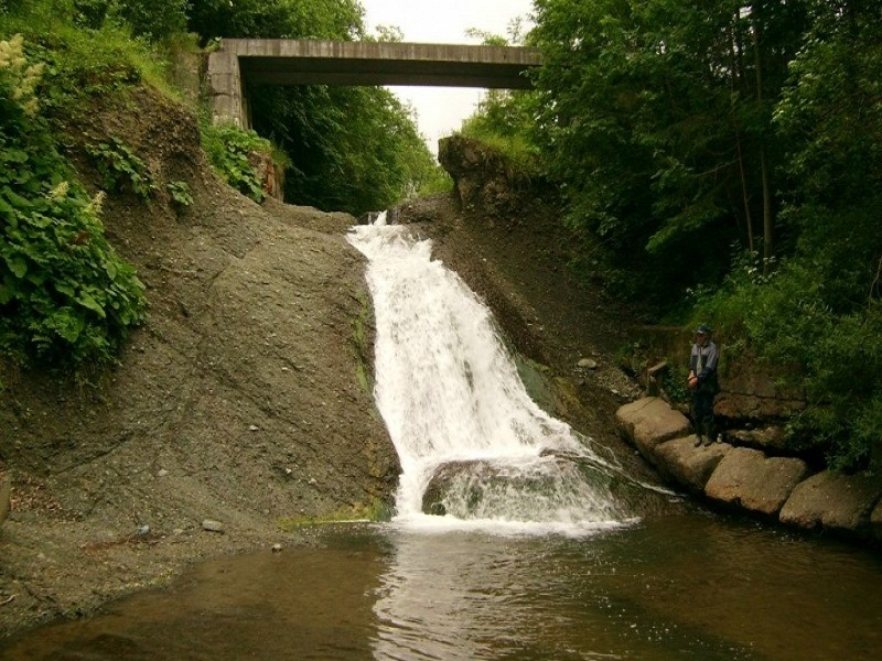 Руширский водопад