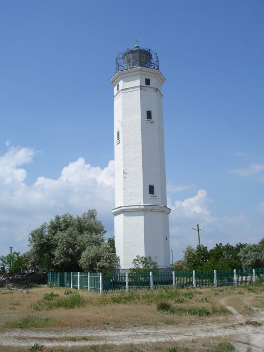 маяк на Бирючем