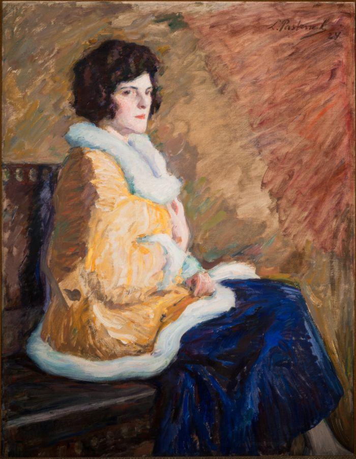 Pasternak. Portret madam Shalit