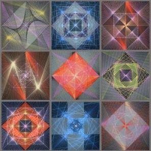 111Григорьев А. Серия _Магическая геометрия_ 1968