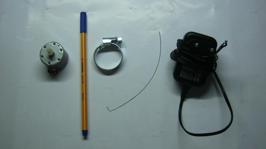 Как сделать тату машинку своими руками без струны