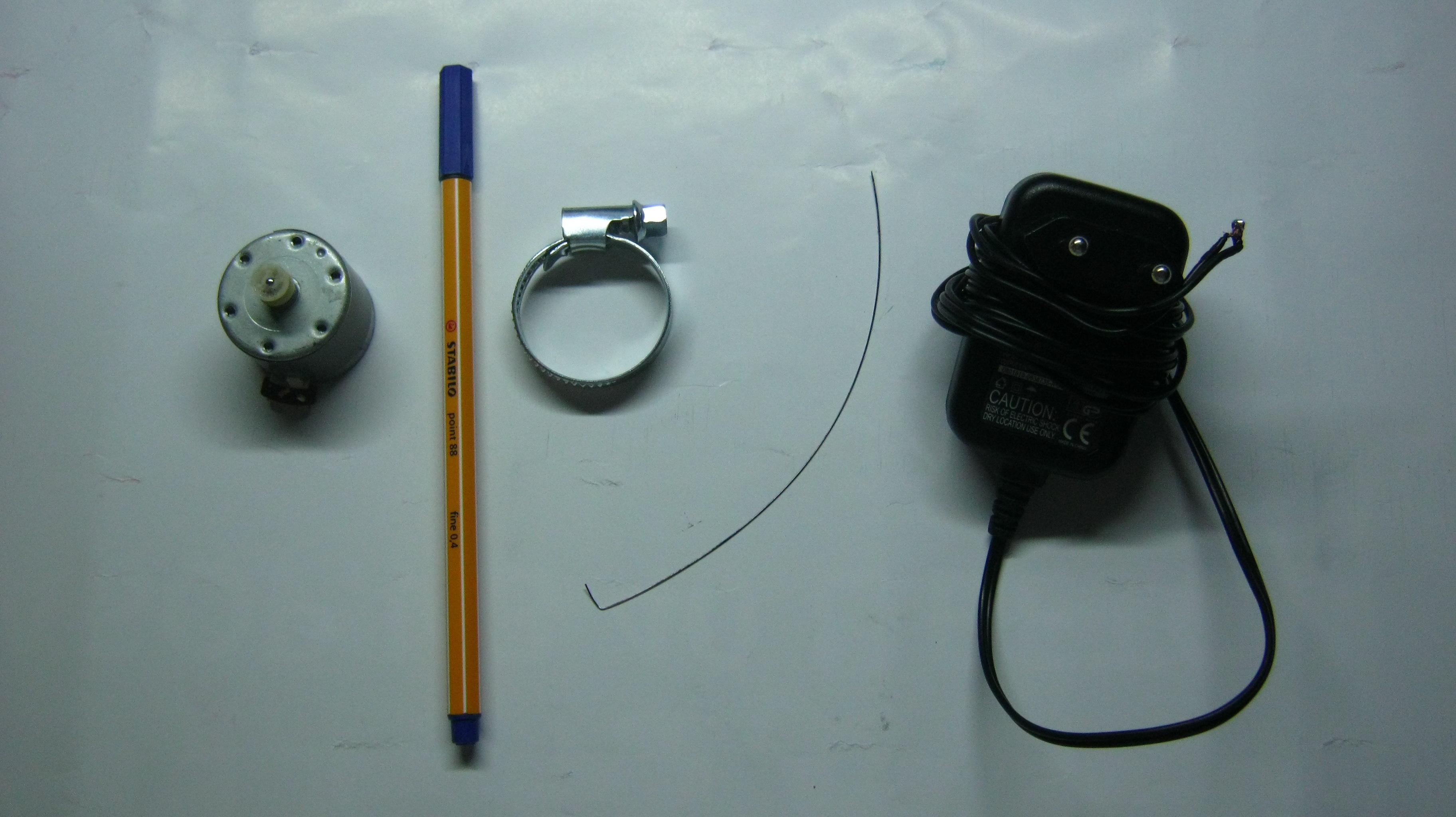 Как сделать тату машинку без струны и моторчика