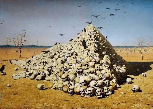В. В. Верещагин. Апофеоз войны