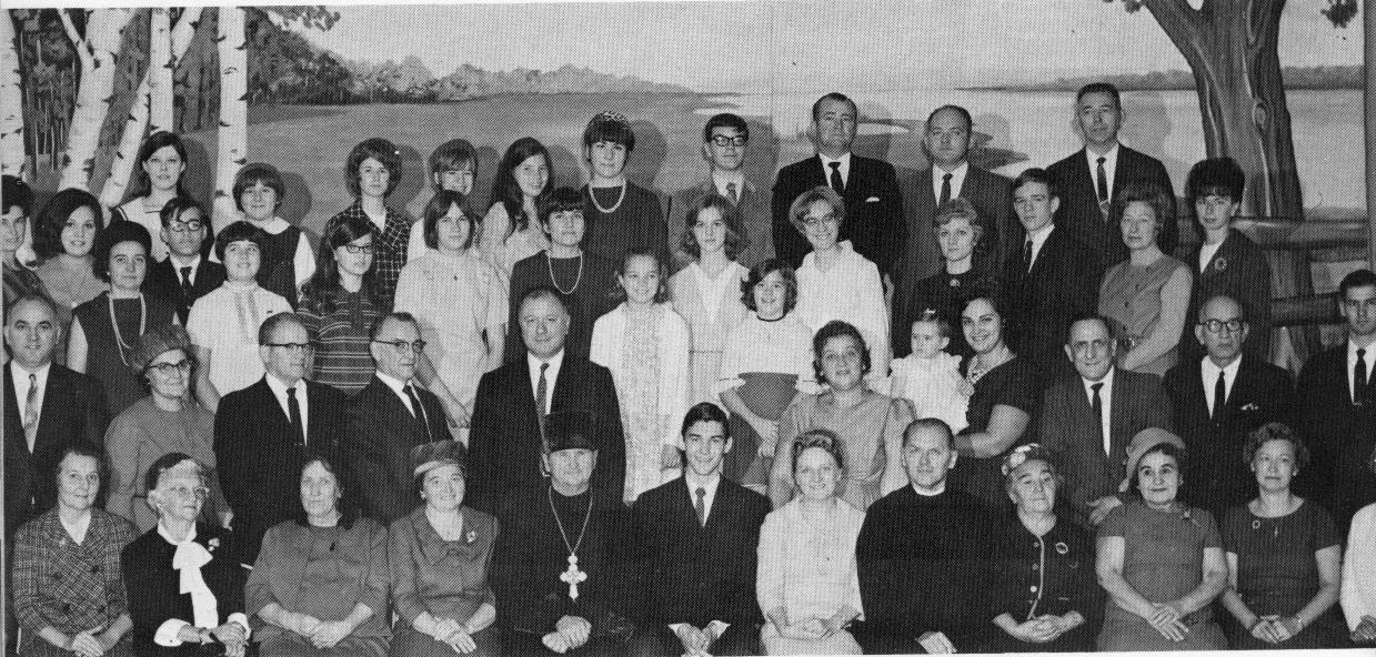 Хор 1967