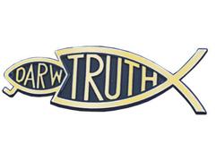 Fish eats Drwin
