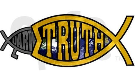 Thruth eats Darwin