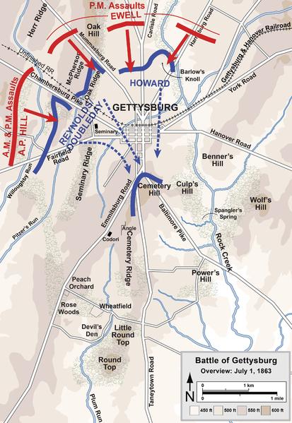 413px-Gettysburg_Battle_Map_Day1