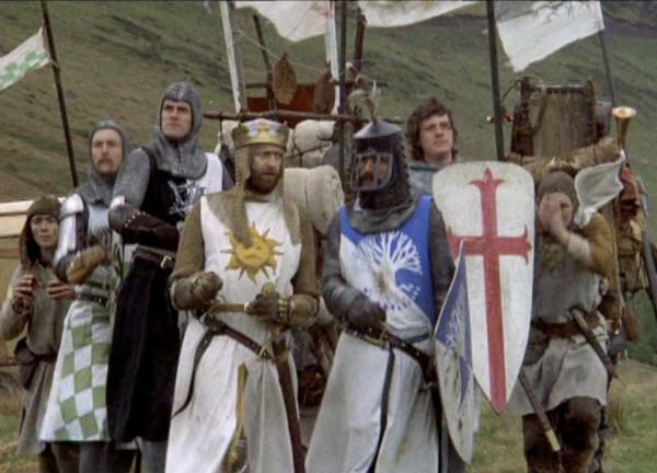 Средневековье подкралось незаметно, или Пришла беда откуда не ждали... mp