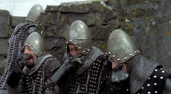 Средневековье подкралось незаметно, или Пришла беда откуда не ждали... Looking-for-the-Grail-monty-python-and-the-holy-grail-591568_800_441