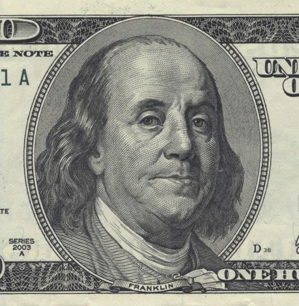 Средневековье подкралось незаметно, или Пришла беда откуда не ждали... Benjamin-Franklin-U.S.-$100-bill