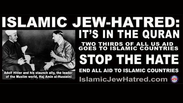 Anti+Islamic+Hitler+Jew+Hate+Bus+Ad+SEPTA