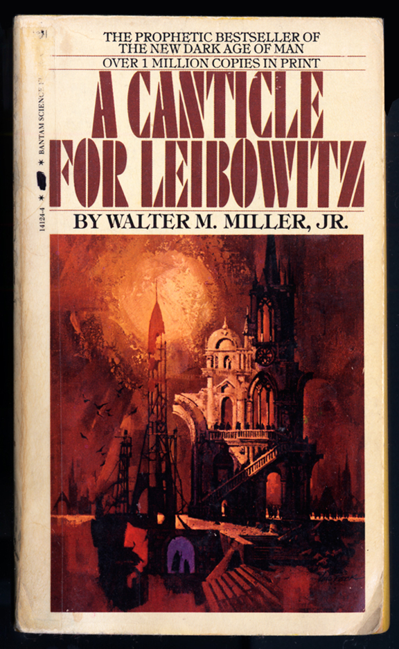 the portrayal of history faith and truth in canticle for leibowitz by walter m miller jr