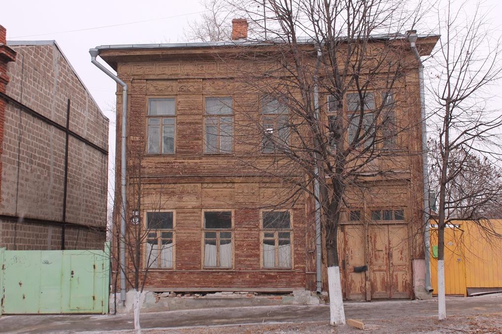 Ульяновск. Первая пешая прогулка по городу. 2020-11-23