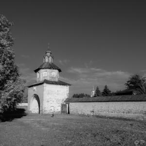 Александровский монастырь Суздаля