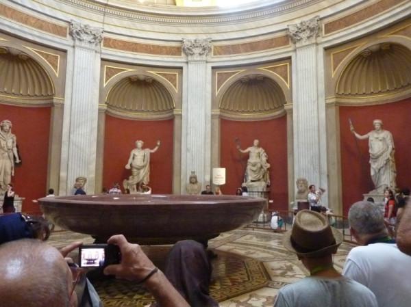 Vaticaans museum - Sala Rotonda