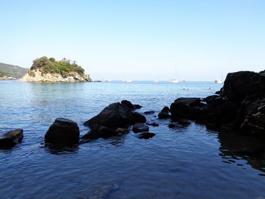 море и пляж в Италии летом