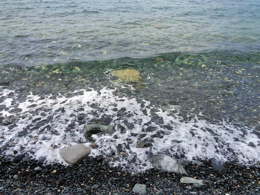 морская волная