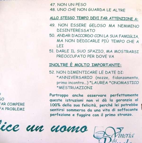 Какого мужчину ищут итальянки