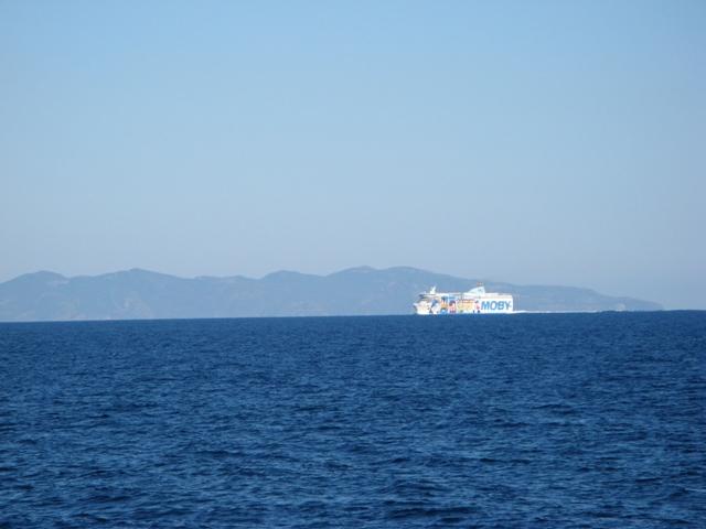 Остров Корсика и город Бастия
