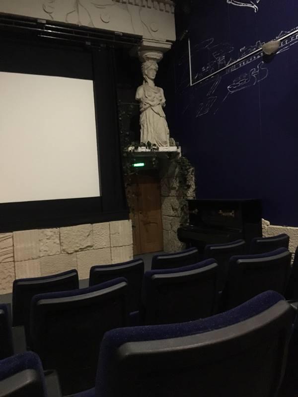 уголок греческого зала