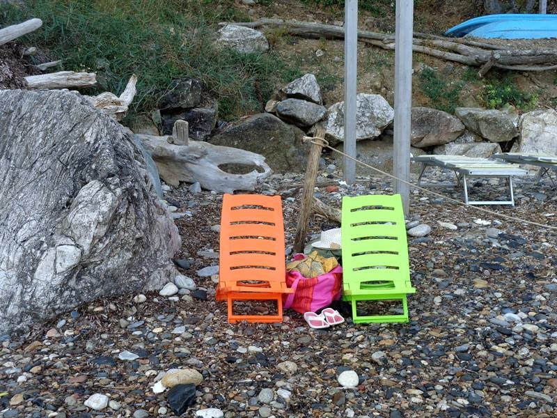 пляжные кресла