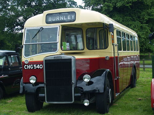 Старые автобусы :)