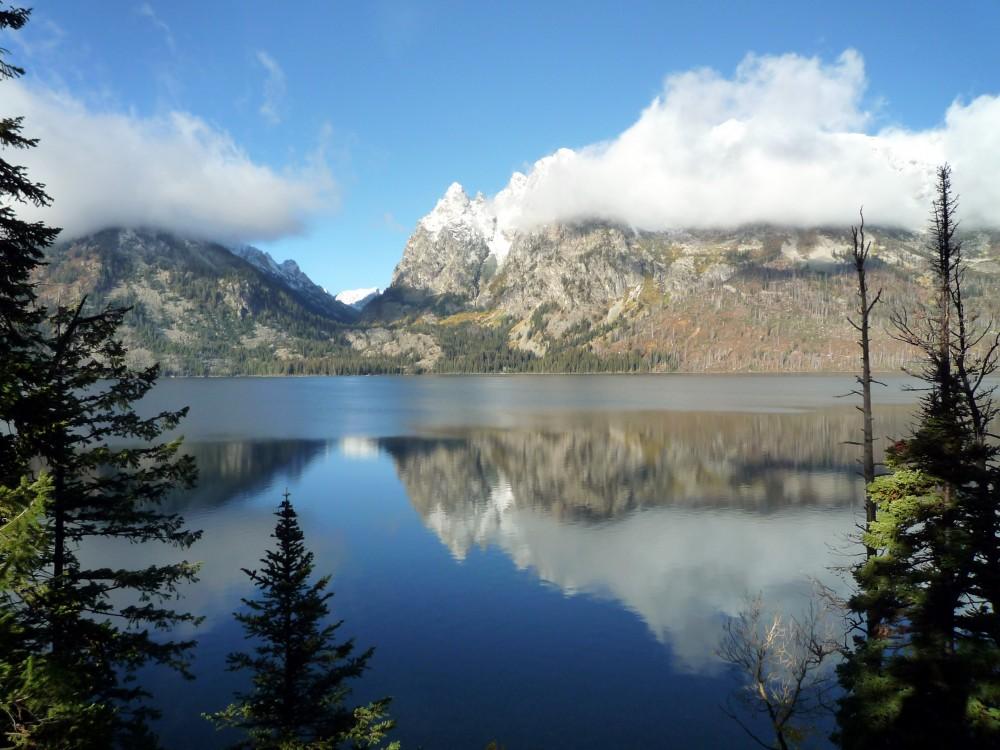 Б о льшая часть озер расположенных на