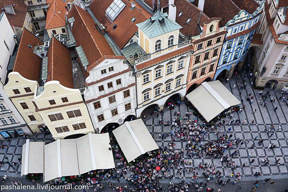 Городская ратуша Прага